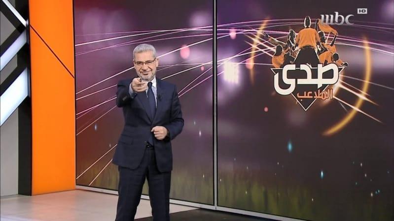 شاهد الفيديو.. رسائل ودعاء من مصطفى الأغا عبر صدى الملاعب