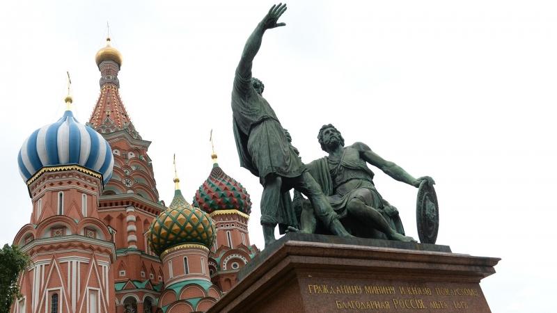 كنيسة القديس نيقولاي في موسكو