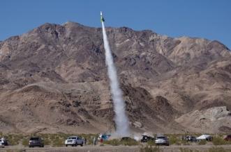 فيديو.. لحظة سقوط مغامر أمريكي من صاروخ فضائي - المواطن