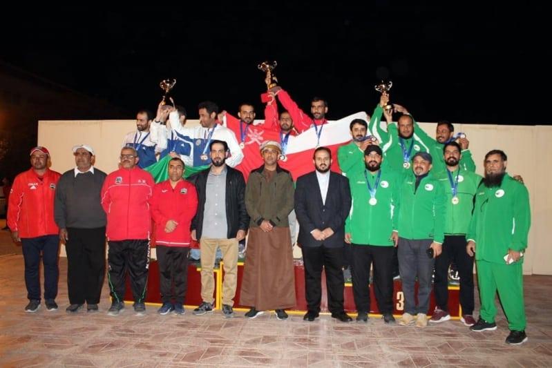 12 ميدالية متنوعة لمنتخب الرماية في البطولة العربية