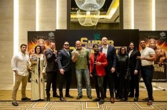 نجوم WWE في الرياض