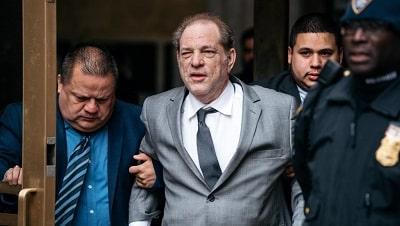 أقوى رجل في هوليوود مذنب بتهمتي التحرش والاغتصاب