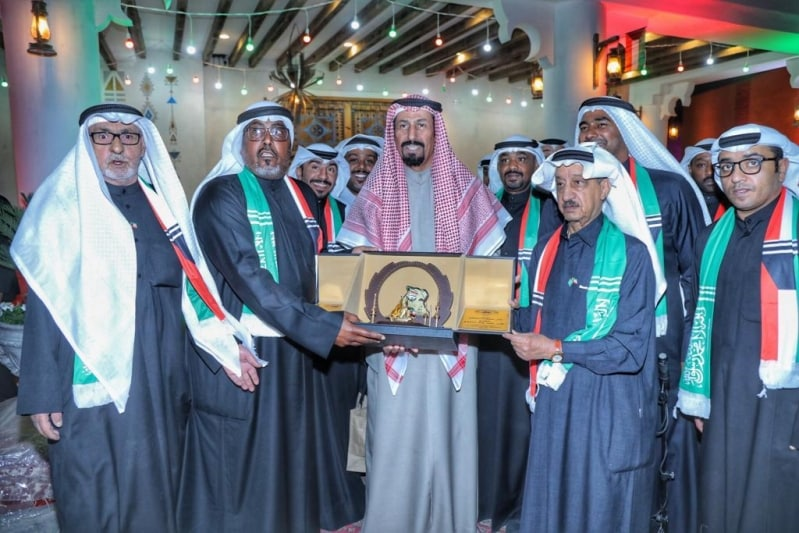 هيئة الترفيه تحتفي ب اليوم الوطني الكويتي