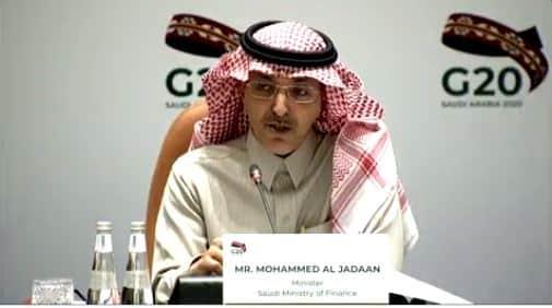 بث مباشر.. المؤتمر الصحفي لوزراء مالية دول العشرين في الرياض - المواطن