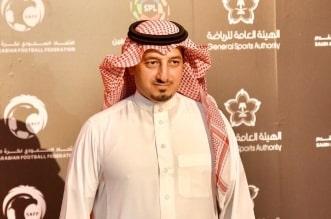 رئيس اتحاد الكرة ياسر المسحل