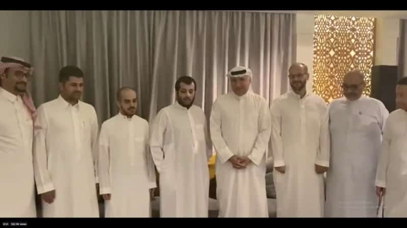فيديو.. تركي آل الشيخ : راح نسوي أشياء تبهر الجميع