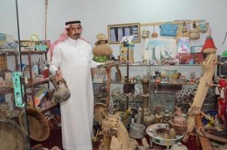 أكثر من 150 قطعة أثرية في ركن المقتنيات بمهرجان بارق - المواطن