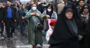 أنباء عن وفاة 210 في إيران بسبب كورونا