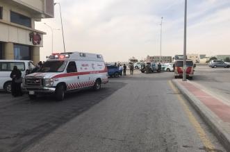 إصابة 5 طالبات في حادث باص بالخبر - المواطن