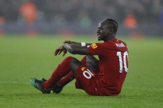 ساديو ماني لاعب ليفربول والمنتخب السنغالي