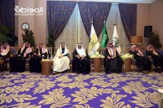اللواء اليحيى يحتفل بزواج ابنته بنادي ضباط قوى الأمن - المواطن
