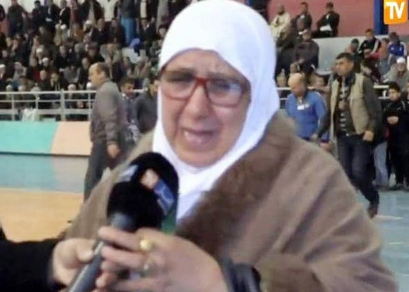 سفير المملكة يحقق حلم مُسنة جزائرية
