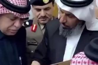 فيديو.. ماجد القصبي لـ مواطن يشكو تعثر المشاريع: أنا محاميك - المواطن