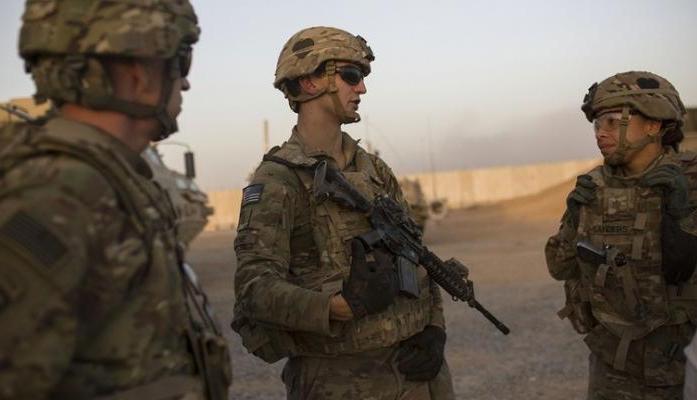 انفجار قرب حدود الكويت يستهدف قاعدة أمريكية في العراق