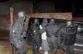 قوات الأمن بالمغرب