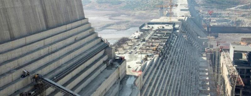 إثيوبيا تعلن موعد بدء توليد الكهرباء من سد النهضة