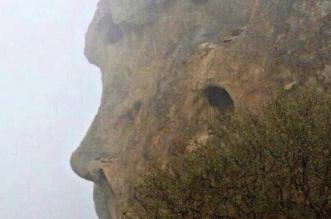 """باحثان يكشفان لـ""""المواطن"""" حقيقة صخرة جبل شدا ووجه الإنسان! - المواطن"""