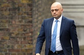 أول تعليق لوزير الخزانة البريطاني جاويد على سبب استقالته - المواطن