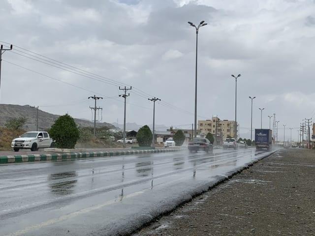 المسند يتوقع استمرار التقلبات الجوية وأمطاراً بعدة مناطق