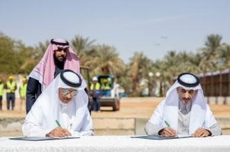 بدر الفرحان يوقع 3 اتفاقيات ومذكرة تفاهملدعم مشروع المدينة الإعلامية - المواطن