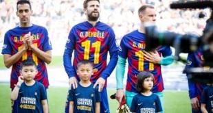 حقيقة تعرض حساب Barcelona للاختراق في تويتر