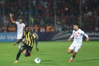 الاتحاد يصعد لنصف نهائي البطولة العربية
