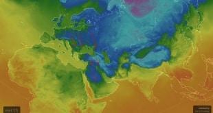 المسند: كتلة جوية شديدة البرودة تتوغل شمال المملكة.. ذروتها الأربعاء