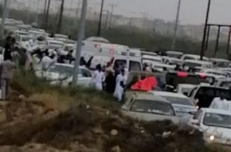 إصابة خمس طالبات بحادث مروري في صامطة - المواطن