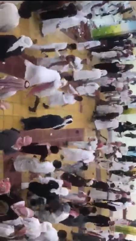 فيديو.. مشاجرة جماعية بين طلاب إحدى مدارس صبيا