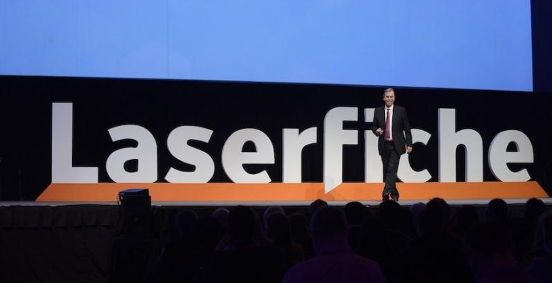 لأول مرة Laserfiche تناقش مستقبل الأعمال التكنولوجية في المملكة