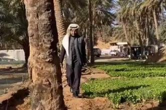 خبير الطقس خالد الزعاق
