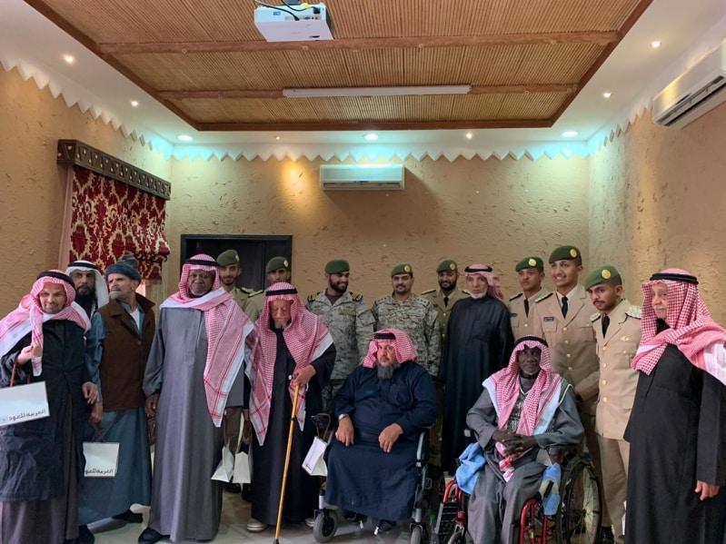 5 برامج اجتماعية لـ57 مسنًّا في الرياض