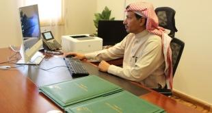 القباني مساعدًا لمدير عام عمل وتنمية الرياض