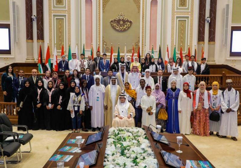 البرلمان العربي للطفل يدعو لبناء صرح تعليمي عربي موحد