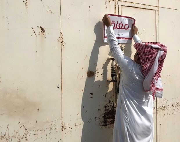 قوارض تغلق مستودعاً يحوي 62 طن أغذية بجازان