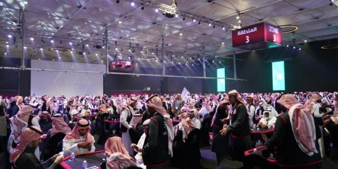 تأهل أكثر من 4 آلاف متسابق في شتاء الرياض للبلوت - المواطن