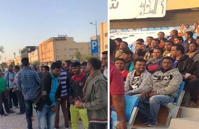 إعلامي يرد على فيديو جمهور الشباب المثير بمباراة النصر