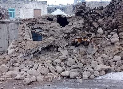 زلزال تركيا يخلف سبع ضحايا بينهم أطفال