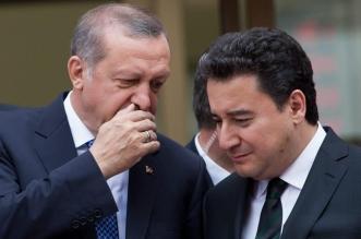 أردوغان وعلي باباجان