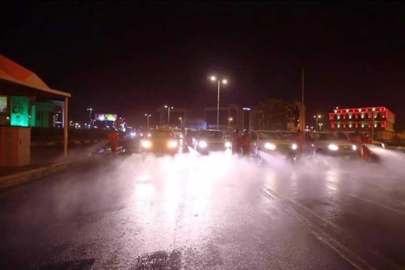 أمانة جازان تكافح كورونا بــ13930 جولة رقابية - المواطن