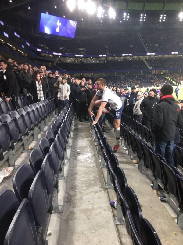 إريك داير بعد مباراة توتنهام ضد نورويتش سيتي