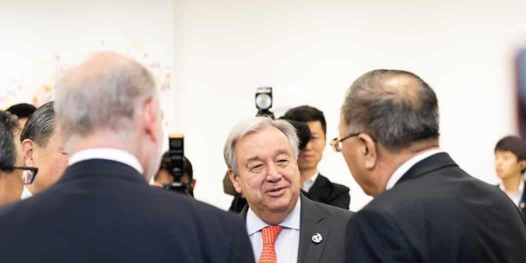 الأمم المتحدة تشيد بعقد قمة استثنائية لمجموعة دول العشرين