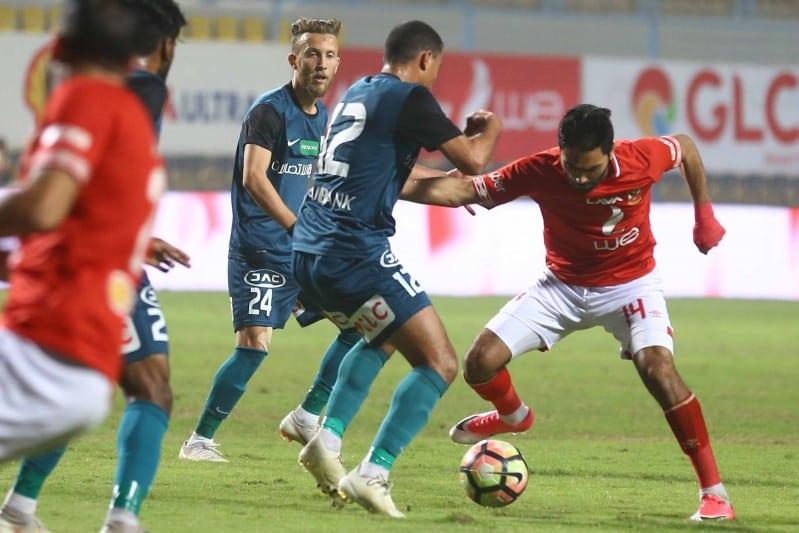 تأجيل مباراة الأهلي ضد إنبي رسميًا