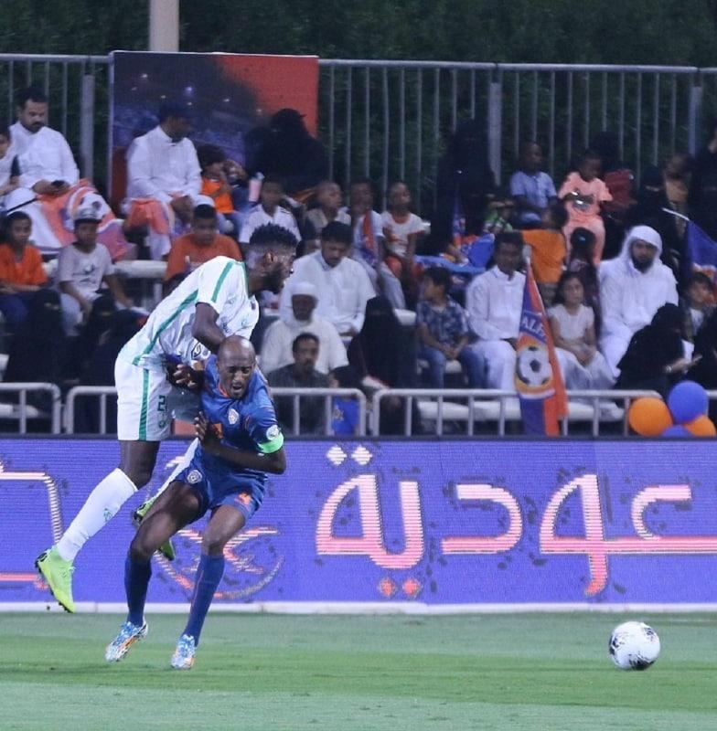 طرح تذاكر مباراة الأهلي ضد الفيحاء