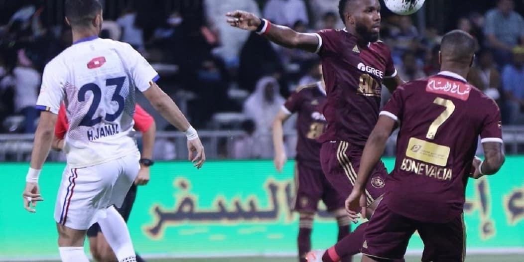دوري محمد بن سلمان.. الحزم والفيصلي لا يعرفان التعادل