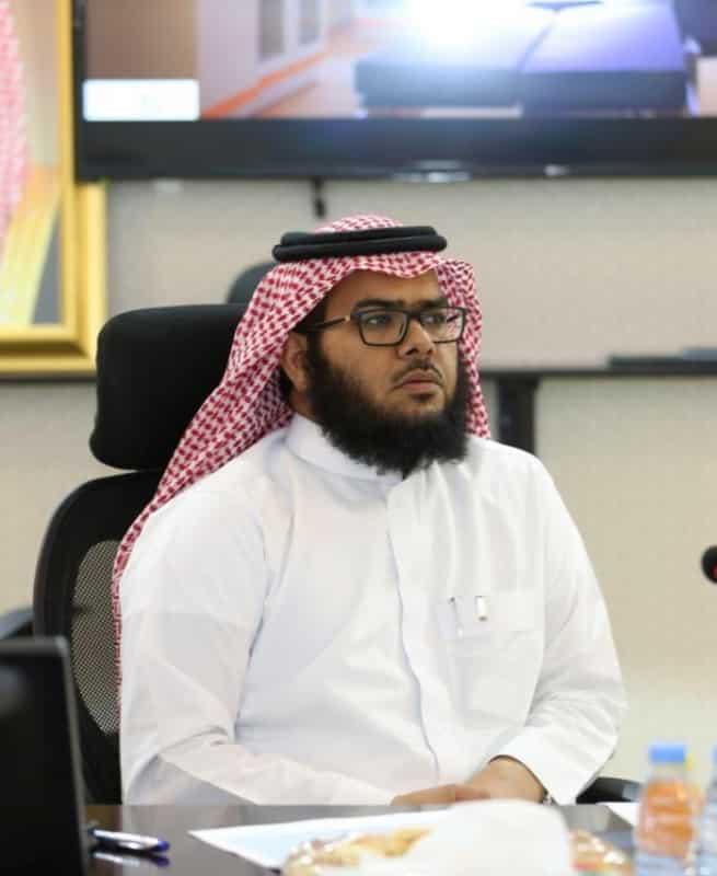 الدكتور محمد الشمراني