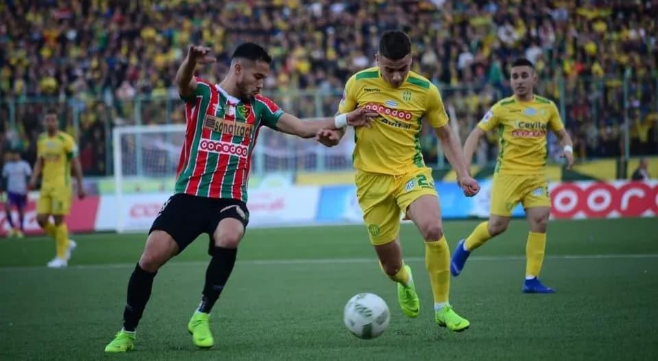 تعليق الأنشطة الرياضية في الجزائر رسميًا