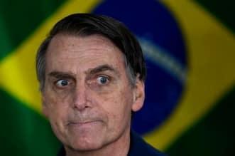 رئيس البرازيل يتلقى غرامة خلال قيادة دراجته النارية!