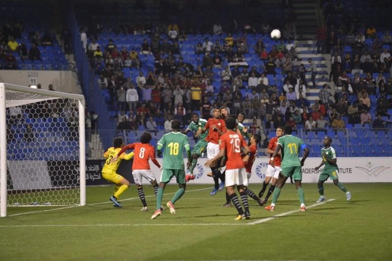 بركلات الترجيح.. السنغال إلى نهائي كأس العرب