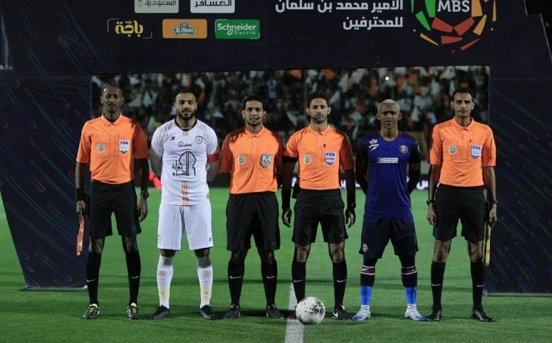 جدل بسبب الأخطاء التحكيمية في دوري محمد بن سلمان